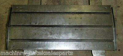 36 X 16 X 5 Steel Welding T-slotted Table Cast Iron Layout Plate T-slot Weld