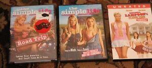 Films dvd neuf Rare de Paris Hilton