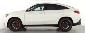 """Mercedes-Benz GLE 63 S COUPE AMG 4MATIC+/PANO/HUD/360°/22""""/AHK"""