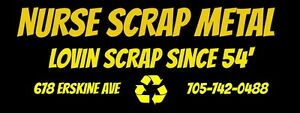 CASH for your SCRAP