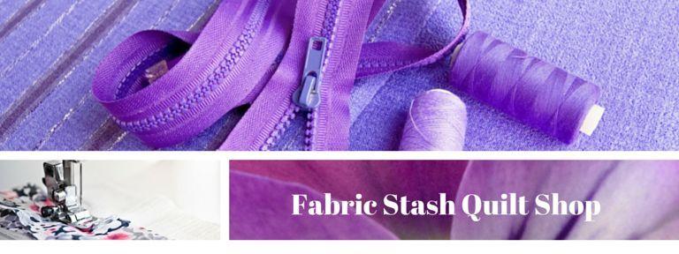 Fabric Stash Quilt Shop