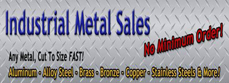 Industrial Metal Sales 586-783-2238