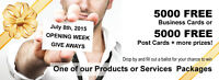FREE Products FREE Services Give Away Week!