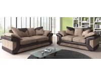 sofas 3 and 2 Seater Suite