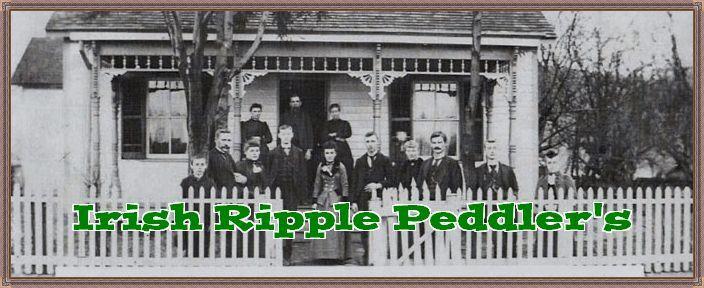 Irish Ripple Peddlers