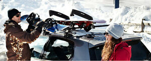 Ski Rack Carrier
