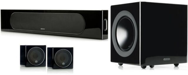 Monitor Audio Radius ONE 45 and 380 5.1 Speaker Package