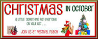 Christmas in October Craft & Gift Sale