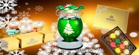 Christmas Tree Christmas Electric Wax Tart Warmer