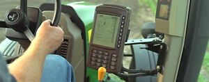 John Deere GS4 Greenstar display incl autotrac activation