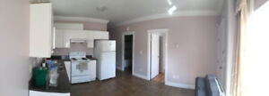 2BR, 1BA Unfurnished Suite for Rent on Main Floor of House