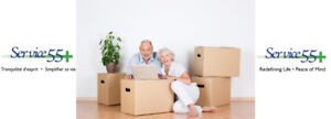 Downsizing, Residential Transition & Relocation Services