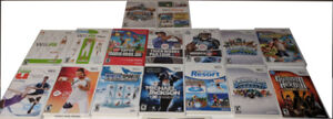 Many Inexpensive Wii Games