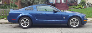 2006 Ford Mustang Coupe (2 door) lots of modifications.