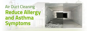 PROFESSIONAL DUCT CLEANING 12+ YRS EXPERIENCE & 1000S SERVICED