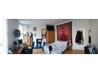 Very Large Double Bedroom in Holloway (available 1st July)
