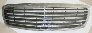 New MERCEDES BENZ W211 E Class 2002-09 Chrome Grill Grille