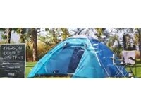 4 Person Tent Double Layer Brand New