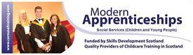 Childcare Modern Apprenticeship