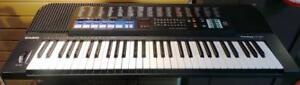 Clavier CASIO Tonebank CT-670 P044824