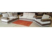 3 + 2 + 1 seater sofas