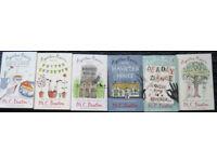 Agatha Raisin books by M C Beaton