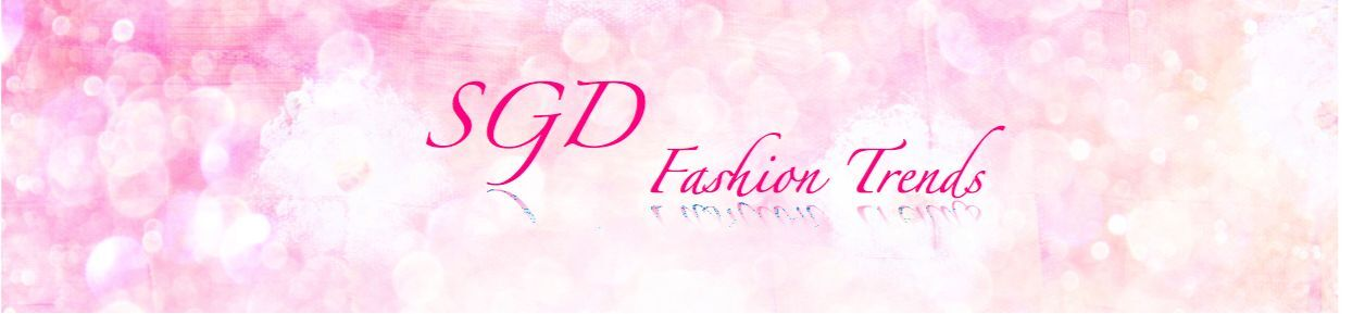SGD Fashion Trends