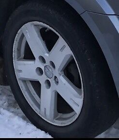 19 inch dodge journey rims with tires