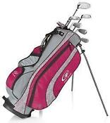 Womens Graphite Golf Club Set