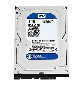 1 TB Hard Drive For Sale