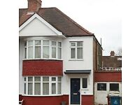 Three bedrooms two reception semi-detached house available to rent headstone gardens harrow HA2