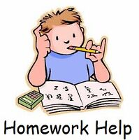 PEI will complete any homework by tutors.