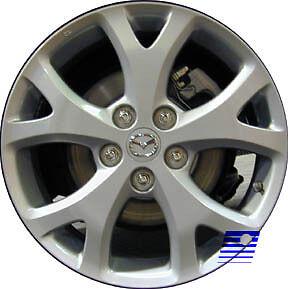 Mazda-Mazda3-2007-2008-17-inch-COMPATIBLE-Wheel-Rim