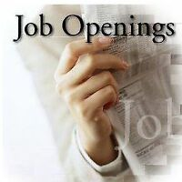 Immediate Openings - Avg. $18/hr+