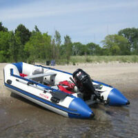 Inflatable boats (Prince George)