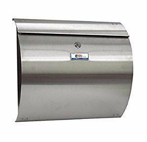 Wall-Mount Stainless Steel MAILBOX - Buzon Gondola BTV Eastwood Ryde Area Preview