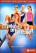 Make It or Break It DVD