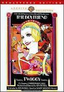 The Boyfriend DVD
