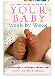 Your Baby Week By Week: by simone cave