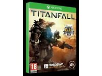 Titanfall Xbox one Download code