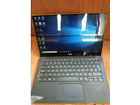 "Dell XPS 13"" Touchscreen Ultrabook 8GB Ram 256 Mint Condition"