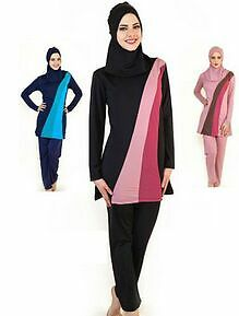 Modest Ladies Swimwear, Burkini, Burqini Burquini, Bathingsuit