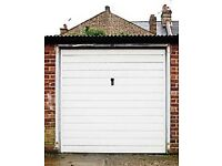 GARAGE AVAILABLE (RENT) STORAGE OR CAR- CHATHAM/ MEDWAY ME4 5AB JUST OFF LUTON ROAD, CHATHAM