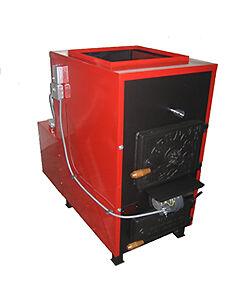 Brunco Indoor Wood Coal Furnace Ebay