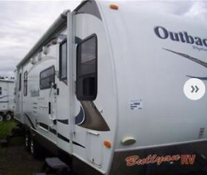 Roulotte Outback 2011