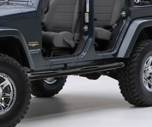 Sure Steps / Marchepieds Tub 3''  Wrangler 07-17