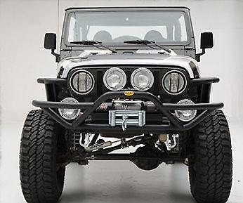 Jeep Wrangler Unlimited Front Bumper Ebay
