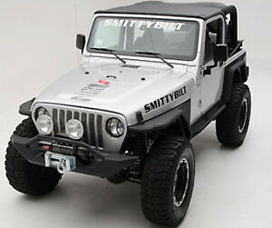 New jeep tj fenders