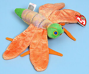 Glow the Firefly Ty Beanie Baby stuffed animal
