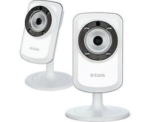 SELLING GENTLU USED NETWORK CAMERA D-LINK DCS-933L